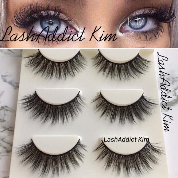 Makeup Mink Eyelashes Mink Lashes Wsp Natural Poshmark